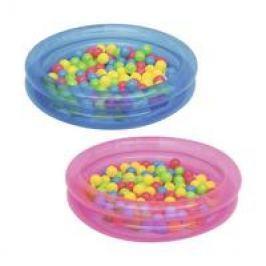 Bestway nafukovací bazének s míčky
