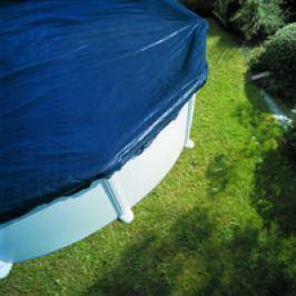 GRE Krycí plachta na bazén 7,3 x 3,75m