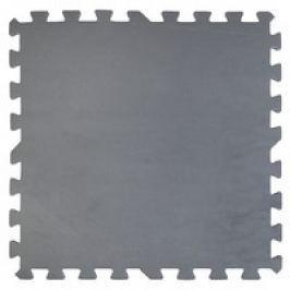 Pěnová podložka GRE pod bazén 50 x 50 cm - šedá