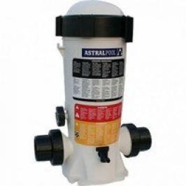 Astralpool | Dávkovač tabletového chloru do potrubí ASTRAL, 3,5kg