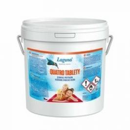 Laguna Quatro tablety 2,4kg - II. jakost