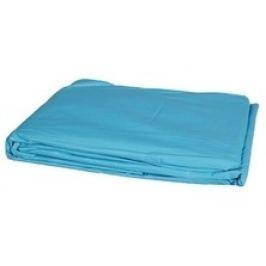 Bazénová folie kruh 6,4 x 1,2m modrá - PREMIUM