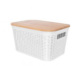 Box UH/dřevo+víko 28,5x21x15 cm ORION
