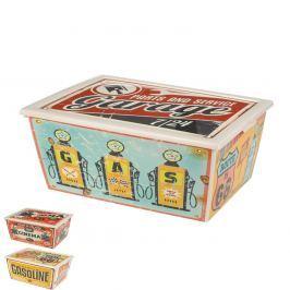 Box UH+víko 30x20x12cm ASS ORION