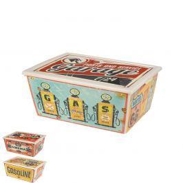 Box UH+víko 20x14,5x9,5 ASS ORION