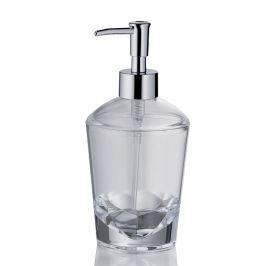 KELA Dávkovač na mýdlo LETICIA akrylové sklo KL-20548