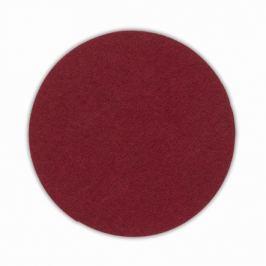 KELA Podtácek ALIA filc sada 4ks červená KL-12334