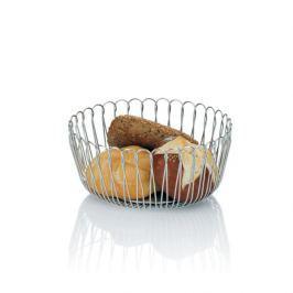 KELA Košík na ovoce PRATO ušlechtilá ocel O21,5cm x v10cm KL-11499