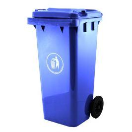 Popelnice plastová 120 litrů GA-120, modrá