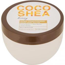 Bath & Body Works Cocoshea Honey tělové máslo pro ženy 226 g