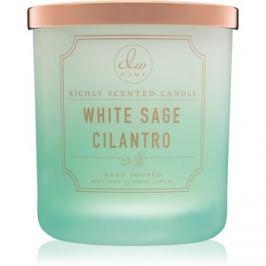 DW Home White Sage Cilantro vonná svíčka 255,71 g