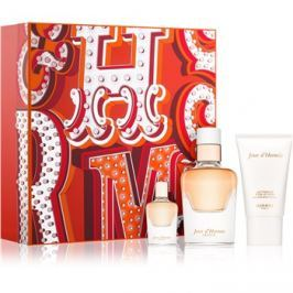 Hermès Jour d'Hermès Absolu dárková sada IV.  parfémovaná voda 50 ml + parfémovaná voda 7,5 ml + tělové mléko 30 ml