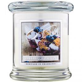 Kringle Candle Blueberry Muffin vonná svíčka 127 g