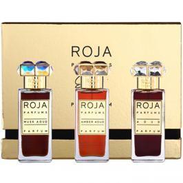 Roja Parfums Aoud Parfum de Voyage dárková sada I.  parfém 3 x 30 ml