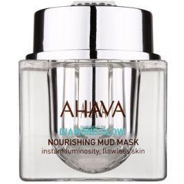 Ahava Diamond Glow vyživující maska s bahnem z Mrtvého moře a čistým diamantovým prachem  50 ml
