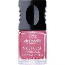 Alessandro Nail Polish lak na nehty odstín 930 My First Love 10 ml