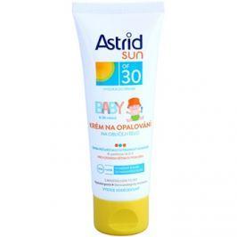 Astrid Sun Baby dětský krém na opalování SPF30  75 ml