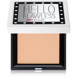Benefit Hello Flawless kompaktní pudr odstín Honey