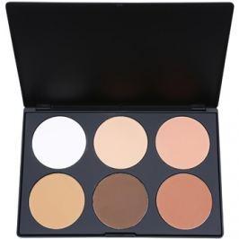 BHcosmetics Contour & Blush paleta na kontury obličeje 02  78 g