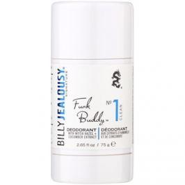 Billy Jealousy Signature Funk Buddy No. 1  tuhý deodorant  75 g