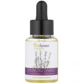 Biolaven Face Care protivráskové a hydratační sérum s levandulí  30 ml