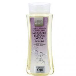 Bione Cosmetics Exclusive Q10 micelární čisticí voda  255 ml