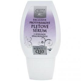 Bione Cosmetics Exclusive Q10 protivráskové sérum s kyselinou hyaluronovou  40 ml