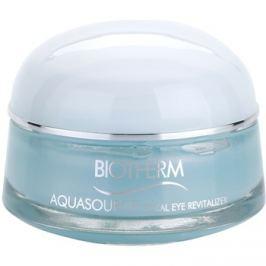 Biotherm Aquasource Total Eye Revitalizer oční péče proti otokům a tmavým kruhům s chladivým účinkem  15 ml