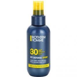 Biotherm Homme UV Defense Sport opalovací sprej SPF30  125 ml
