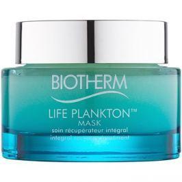 Biotherm Life Plankton zklidňující a regenerační maska  75 ml