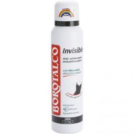 Borotalco Invisible deodorant ve spreji proti nadměrnému pocení  150 ml