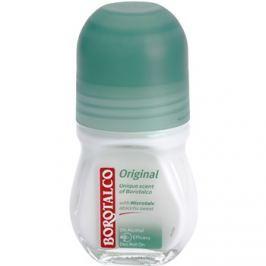 Borotalco Original kuličkový deodorant antiperspirant  50 ml