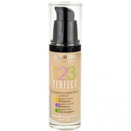 Bourjois 123 Perfect tekutý make-up pro perfektní vzhled odstín 54 Beige SPF 10  30 ml