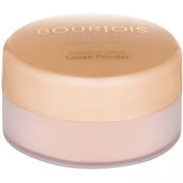 Bourjois Face Make-Up sypký pudr odstín 01 peach 32 g
