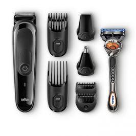Braun Multi Groomer MGK3060 zastřihovač pro celé tělo 8 v 1