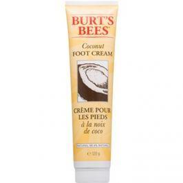 Burt's Bees Coconut zjemňující krém na chodidla s kokosem  120 g