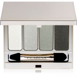 Clarins Eye Make-Up Palette 4 Couleurs paleta očních stínů odstín 05 Smoky 6,9 g