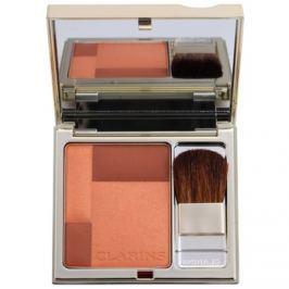 Clarins Face Make-Up Blush Prodige rozjasňující tvářenka odstín 04 Sunset Coral  7,5 g