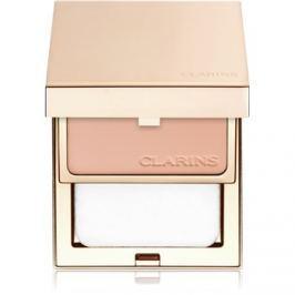 Clarins Face Make-Up Everlasting Compact Foundation dlouhotrvající kompaktní make-up SPF 9 odstín 112 Amber 10 g