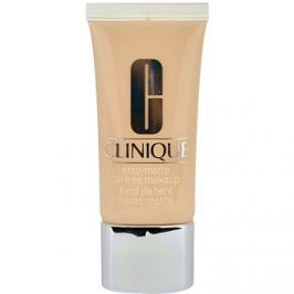 Clinique Stay Matte tekutý make-up pro smíšenou a mastnou pleť odstín 06 Ivory 30 ml