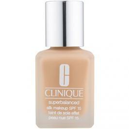 Clinique Superbalanced Silk hedvábně jemný make-up SPF15 02 Silk Shell 30 ml