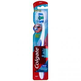 Colgate 360°  Whole Mouth Clean zubní kartáček soft