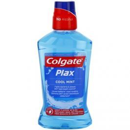 Colgate Plax Cool Mint ústní voda proti zubnímu plaku  500 ml