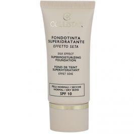 Collistar Foundation Supermoisturizing hydratační make-up SPF 10 odstín 4 Amber 30 ml