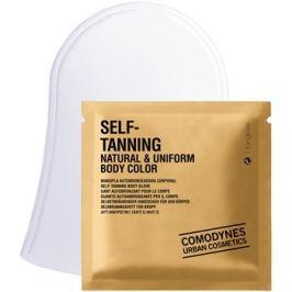 Comodynes Self-Tanning samoopalovací rukavice na tělo  3 ks