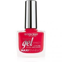 Deborah Milano Smalto Gel Effect lak na nehty s gelovým efektem odstín 21 8,5 ml