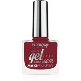Deborah Milano Smalto Gel Effect lak na nehty s gelovým efektem odstín 55 8,5 ml