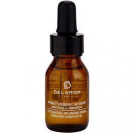Delarom Revitalizing okysličující aroma slaměnkový pleťový olej  15 ml
