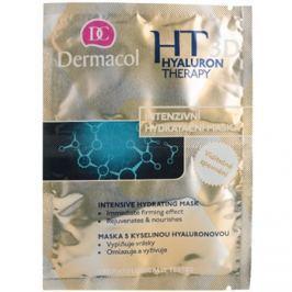 Dermacol HT 3D intenzivní hydratační maska s kyselinou hyaluronovou  16 g