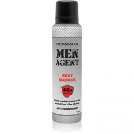 Dermacol Men Agent Sexy Sixpack antiperspirant  150 ml